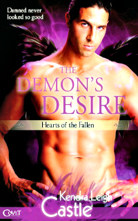 The Demon's Desire by Kendra Leigh Castle