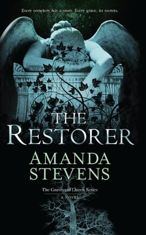The Restorer by Amanda Stevens