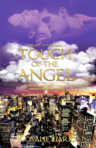 Touch of the Angel by Rosalie Lario