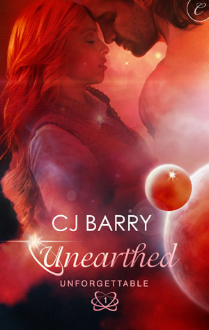 Unearthed by CJ Barry