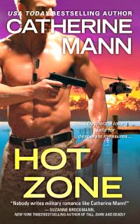 Hot Zone by Catherine Mann