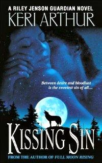 Kissing Sin by Keri Arthur
