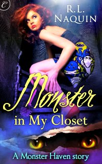 Monster in My Closet by R.L. Naquin