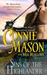 Sins of the Highlander by Connie Mason with Mia Marlowe