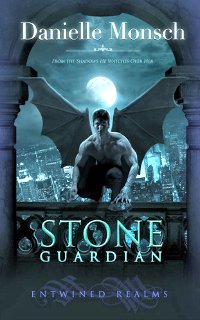 Stone Guardian by Danielle Monsch