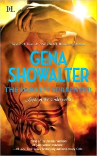 The Darkest Surrender by Gena Showalter
